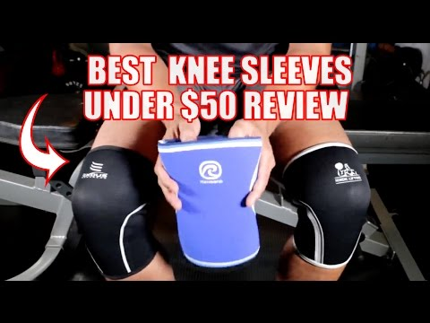 Best Knee Sleeves Under $50 Review