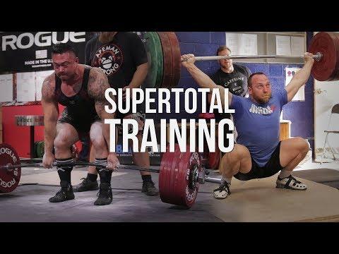 Supertotal Training | JTSstrength.com