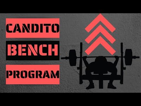Jonnie Candito Advanced Bench Program Review