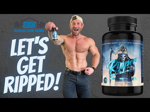 Dark Labs Ripper Fat Burner Review - BETTER THAN HEROLEAN ?
