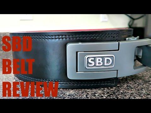 SBD Belt Review