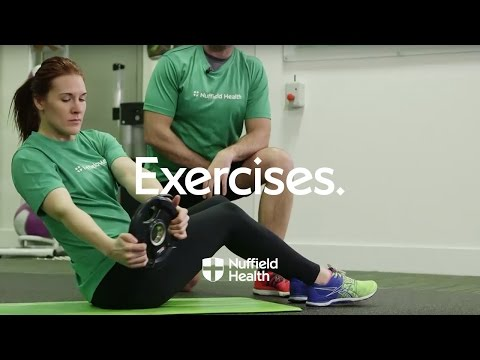 How To Russian Twist   Nuffield Health
