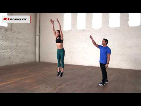 Bowflex® How-To   Burpees for Beginners