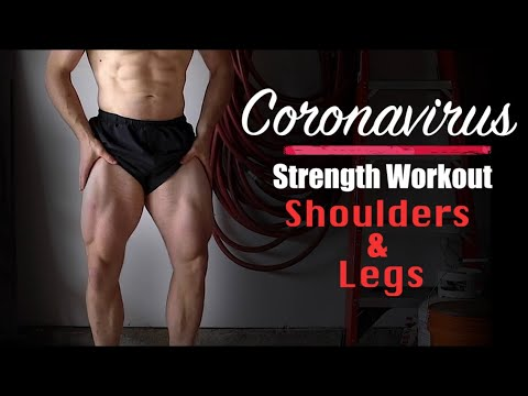 Gym Still Closed - STRENGTH Workout