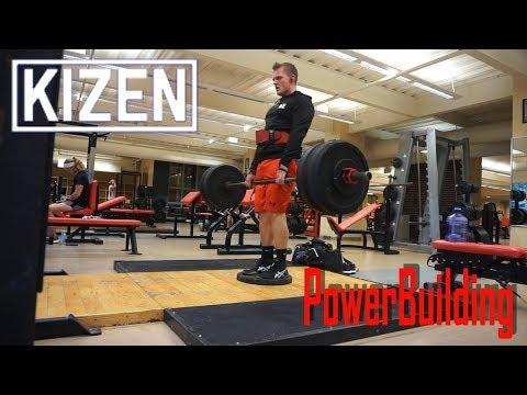 KIZEN Training | 16 Week PowerBuilding Program | Ep.1 Week 2 Day 2