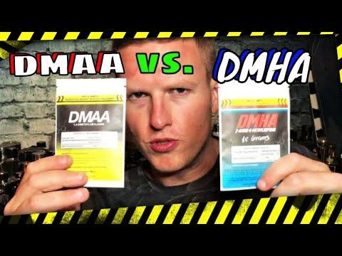 DMAA vs DMHA (Best Pre-Workout Stimulant 2020)