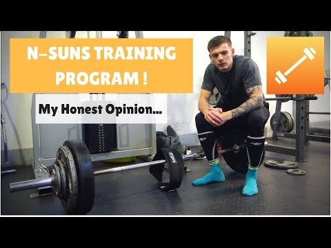 N SUNS Training Program 5-3-1? Should you try it?