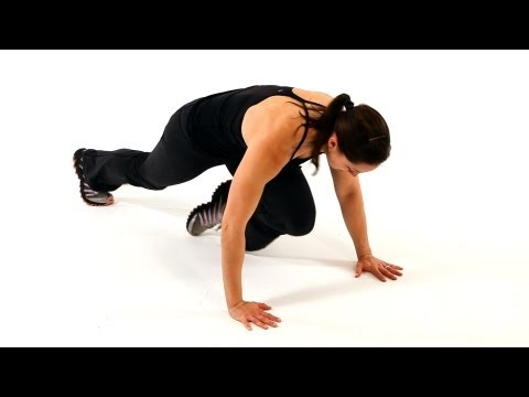 How to Do a Mountain Climber | Boot Camp Workout