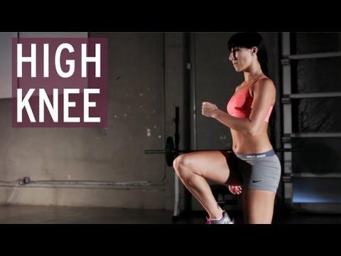 High Knee - XFit Daily