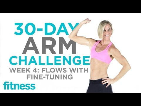 Arm Challenge: Flows + Fine-Tuning | Fitness