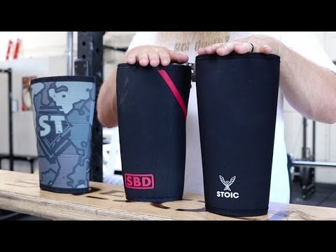Stoic Knee Sleeves - Untamed Review