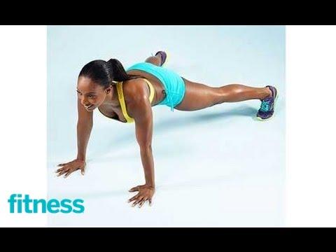 Jack Plank Exercise | Fitness
