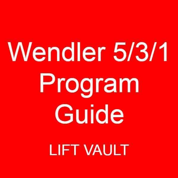 wendler-531-program-guide
