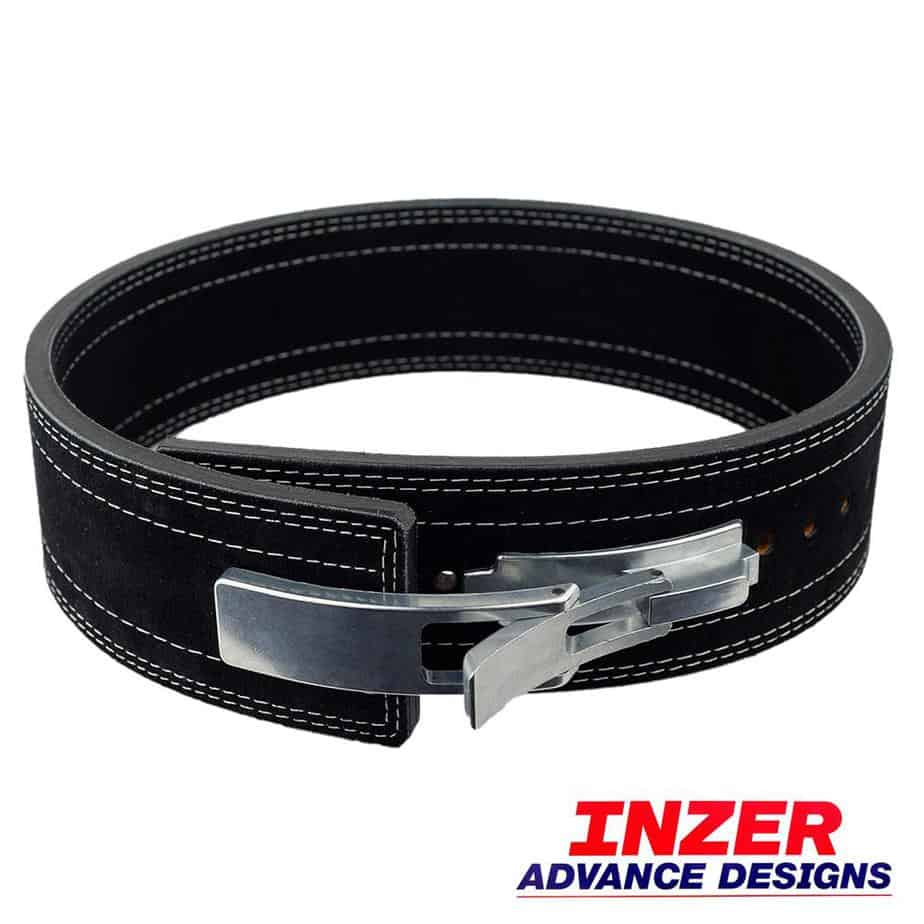 Inzer Forever Lever Belt 10mm USPA Approved