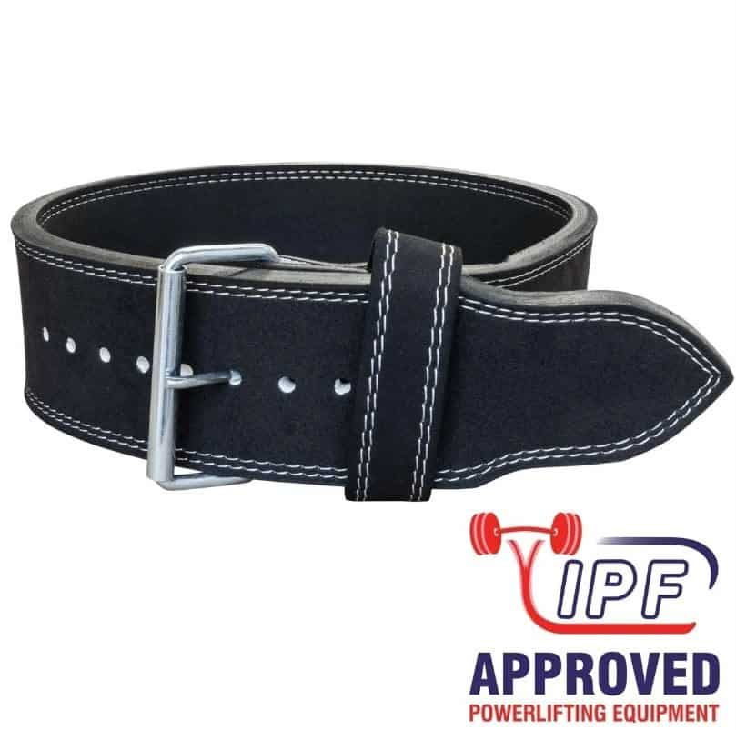 Strength Shop 13mm Single Prong Belt IPF and USAPL Approved