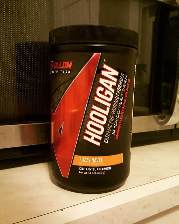 Hooligan Pre Workout Review