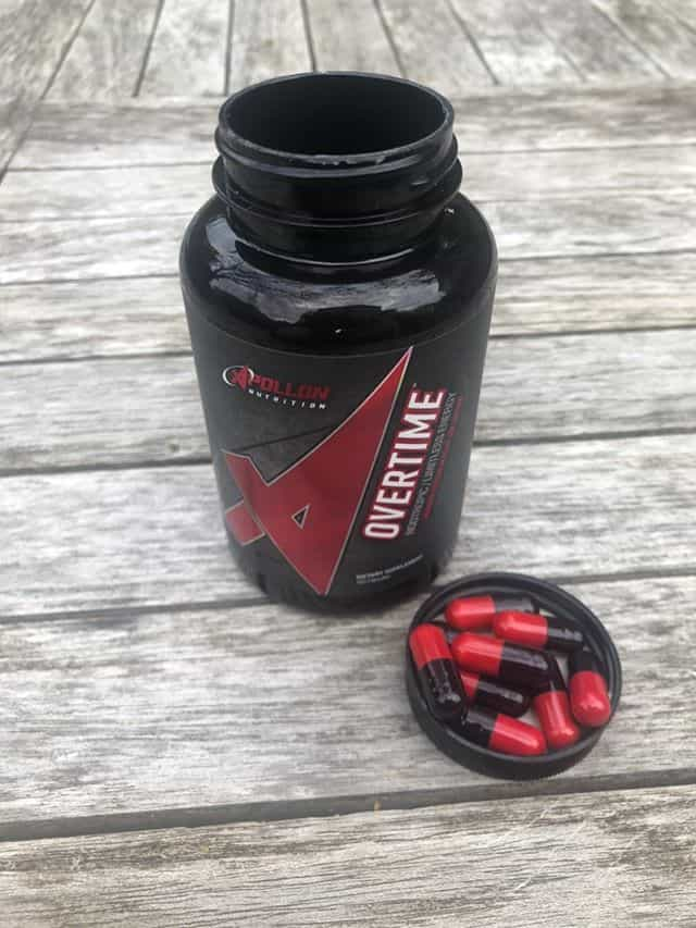 Apollon Nutrition Overtime review