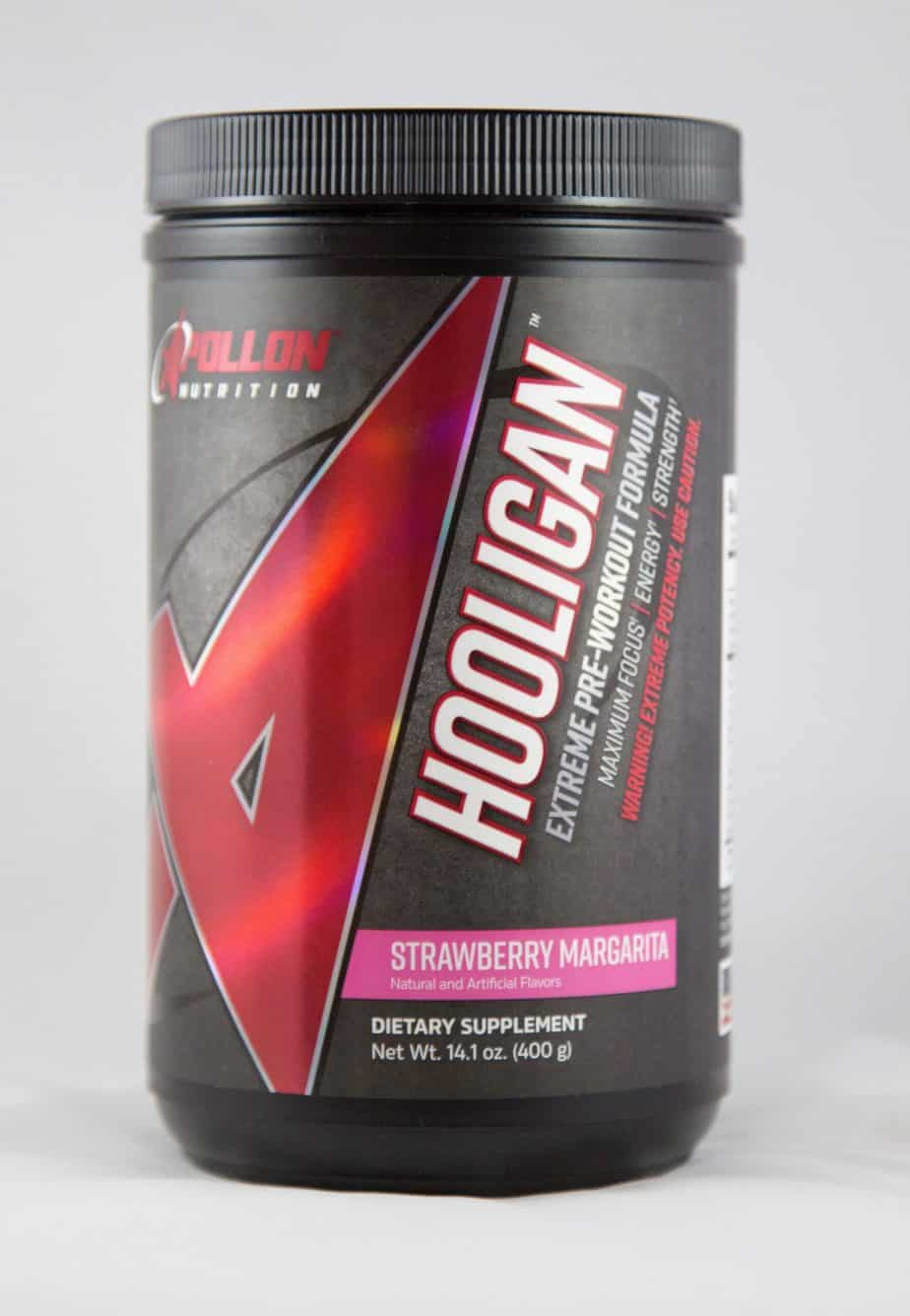 hooligan pre workout