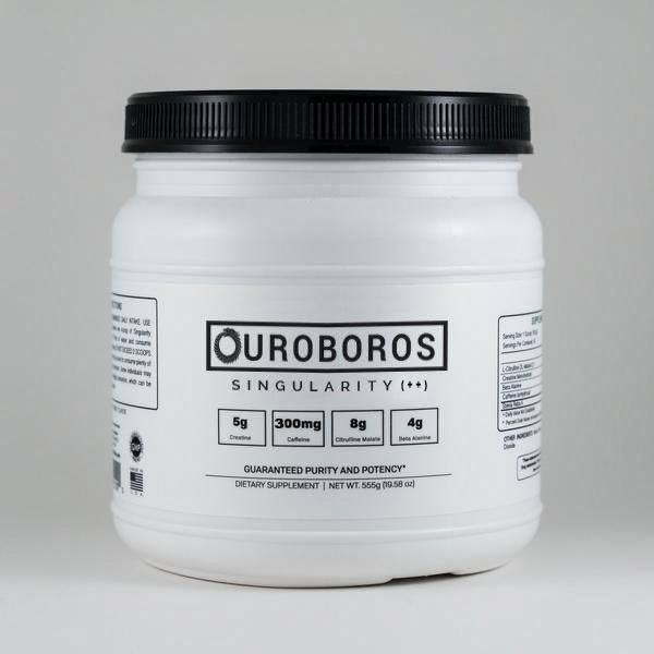 Ouroboros Pre++ Pre Workout