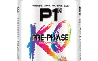Phase One Pre Phase Pre Workout