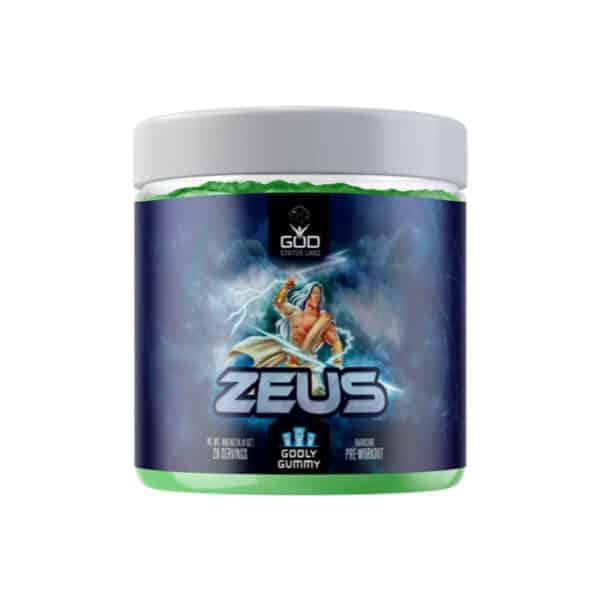 Zeus Pre Workout - God Status Labz