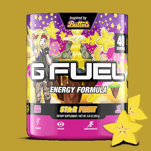 G Fuel Energy Formula