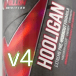 Hooligan v4 pre workout