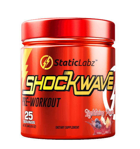 Shockwave Pre Workout