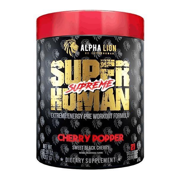 alpha lion super human supreme pre workout