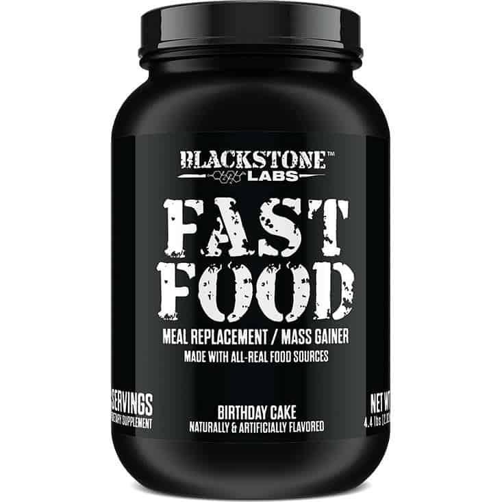 Fast Food - Blackstone Labs (4.4 lbs)