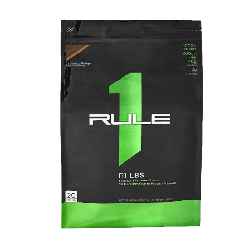 Rule 1 Mass Gainer (6 lbs)