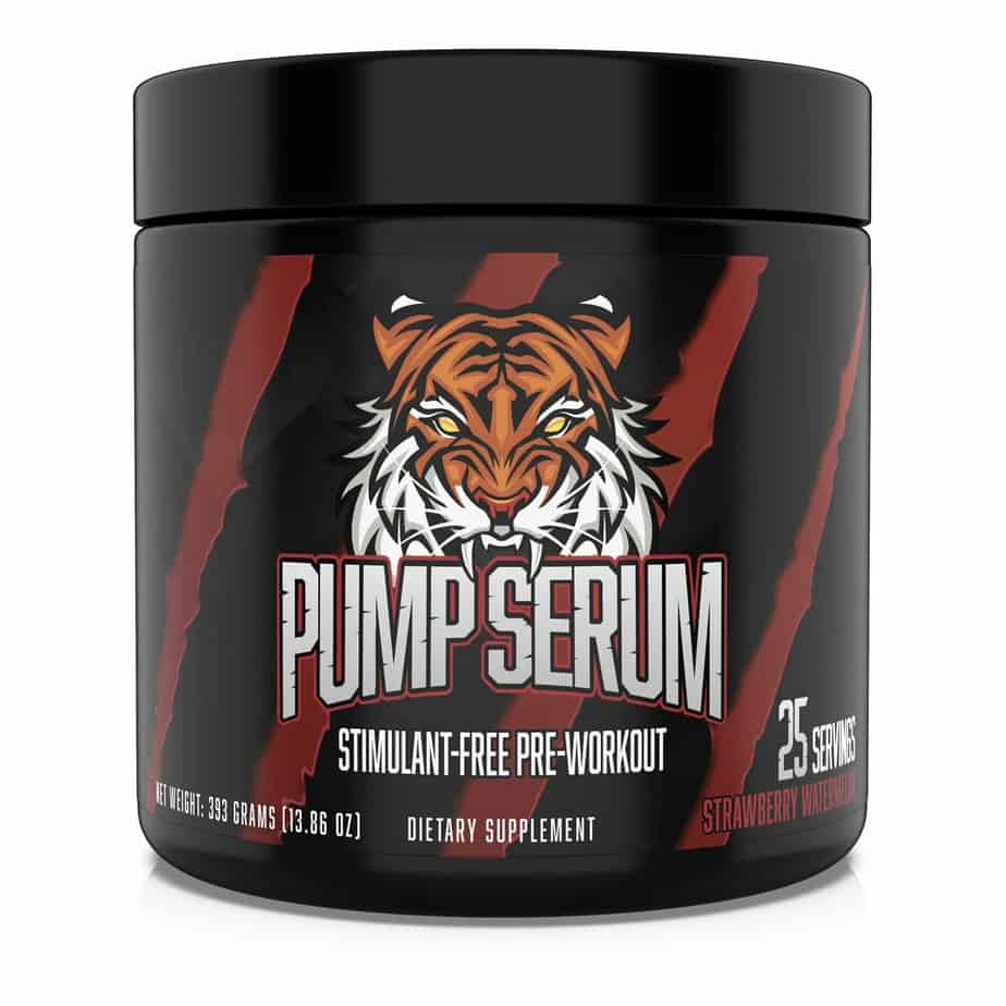 Pump Serum - Huge Supplements