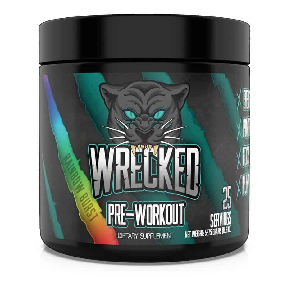 Wrecked Pre Workout