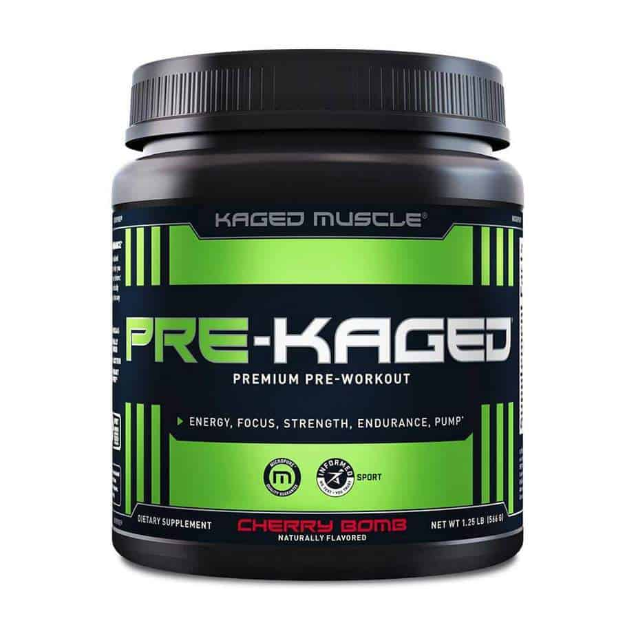 Pre-Kaged Pre Workout  - Kaged Muscle