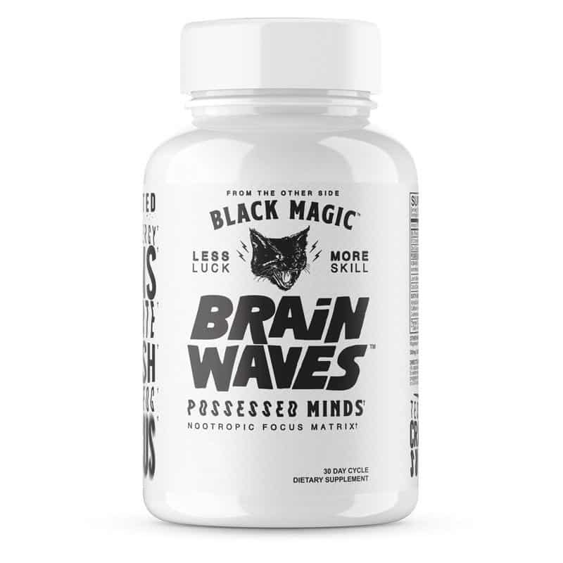 Brain Waves Nootropic - Black Magic Supply