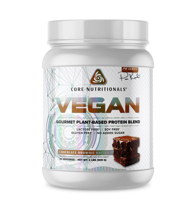 Core Nutritionals Vegan Protein Powder