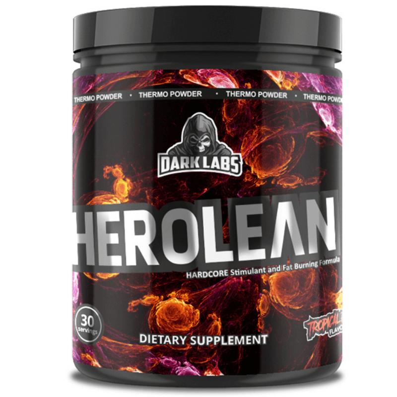 Herolean Fat Burner Pre Workout