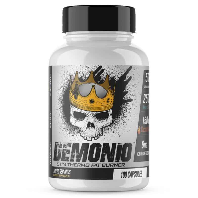 Demonio Fat Burner - ASC Supplements