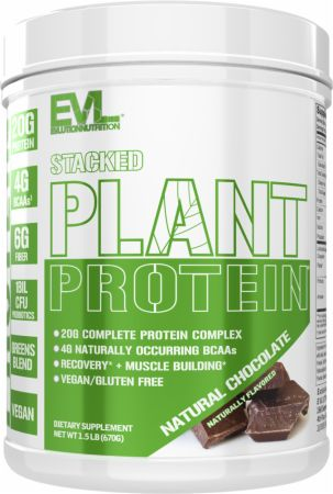 Stacked Plant Protein by EVLUTION NUTRITION