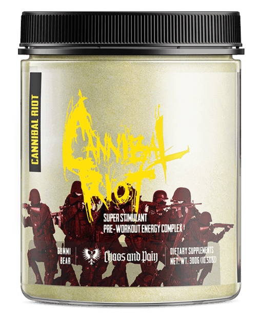 Chaos and Pain Cannibal Riot Pre Workout