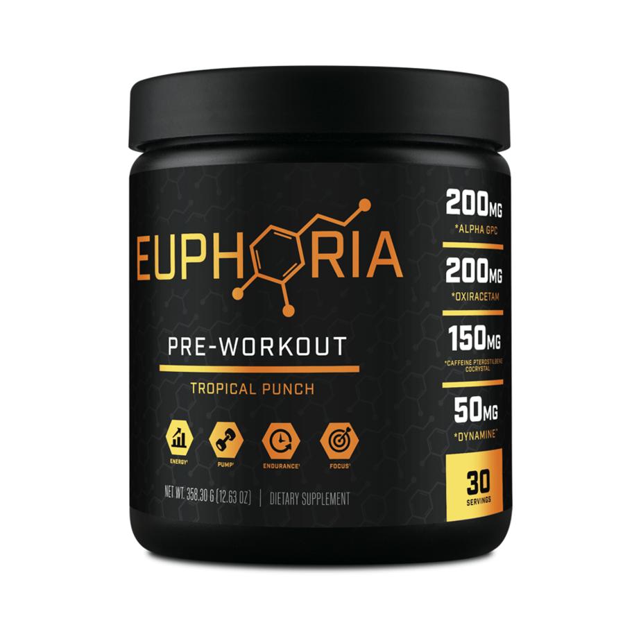 Euphoria Pre Workout