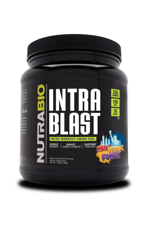 Intra Blast - NutraBio