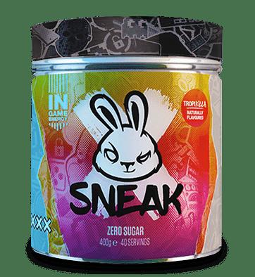Sneak Energy Tub