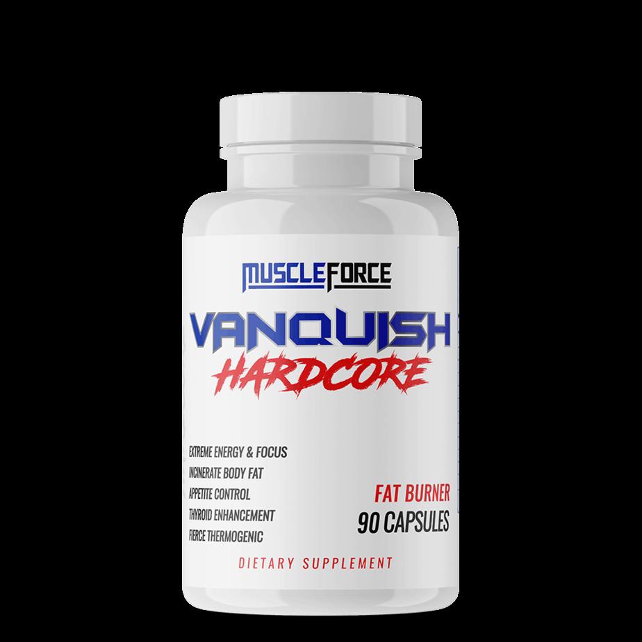 Vanquish Hardcore Fat Burner (Muscleforce)