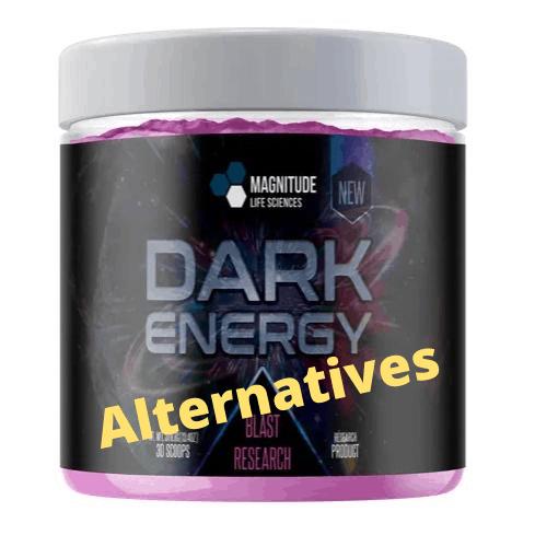 Dark Energy Pre Workout Alternatives