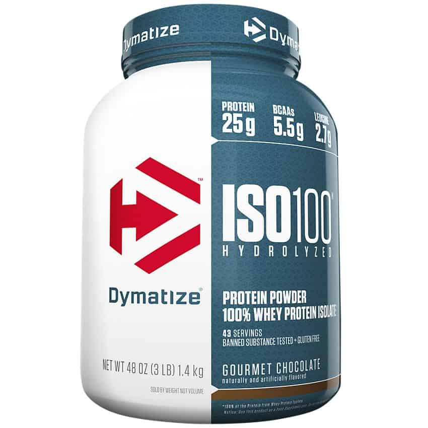 Iso-100 Protein Isolate 3lb - Dymatize