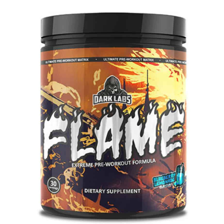 FLAME Pre Workout (Dark Labs)