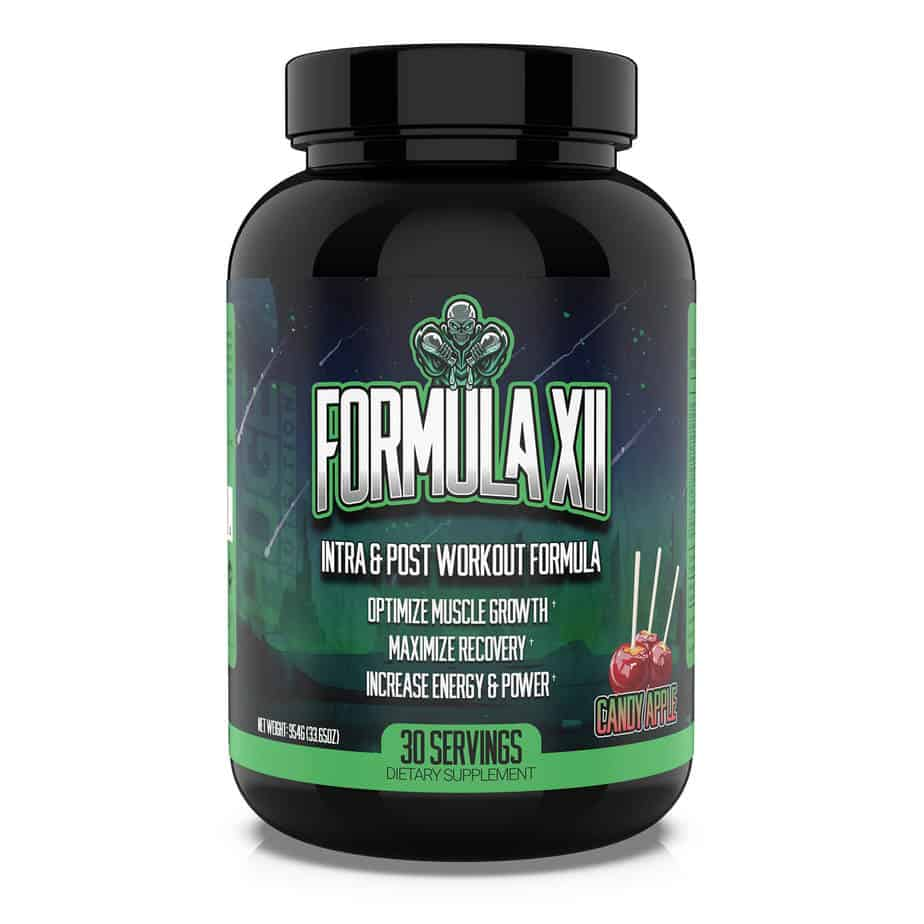 Formula XII Intra Workout - Huge Supplements