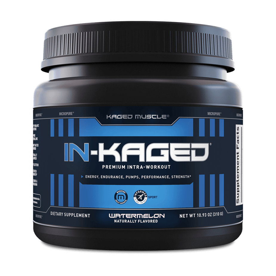 In-Kaged Intra Workout - Kaged Muscle