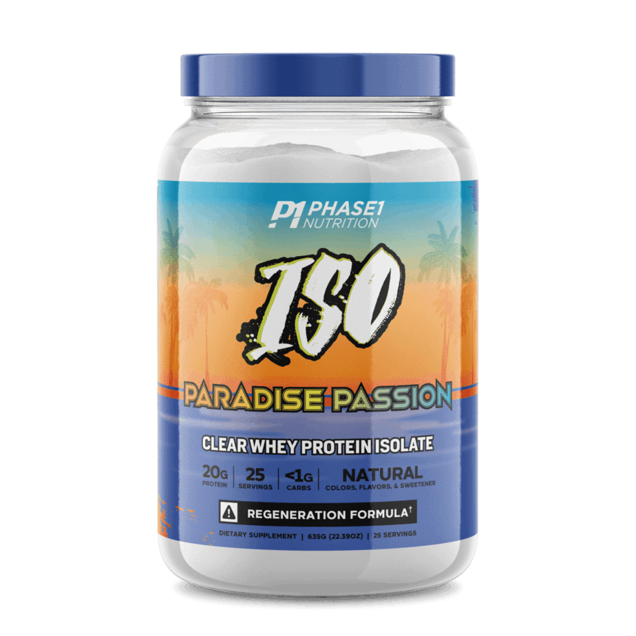 Iso Clear (Phase One Nutrition)